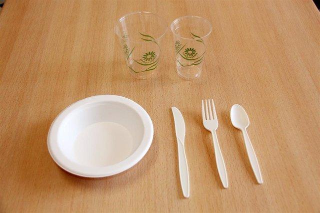 Lo productos de plástico de un solo uso tienen los días contados en la ciudad de Sao Paulo, en el sur de Brasil.