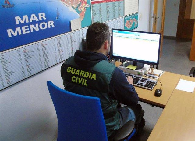 La Guardia Civil Detiene A Una Persona Por El Robo Cometido En El Interior De Un Hotel De Los Alcázares