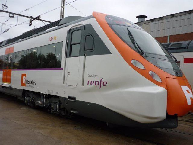 Tren de Rodalies (Arxiu)