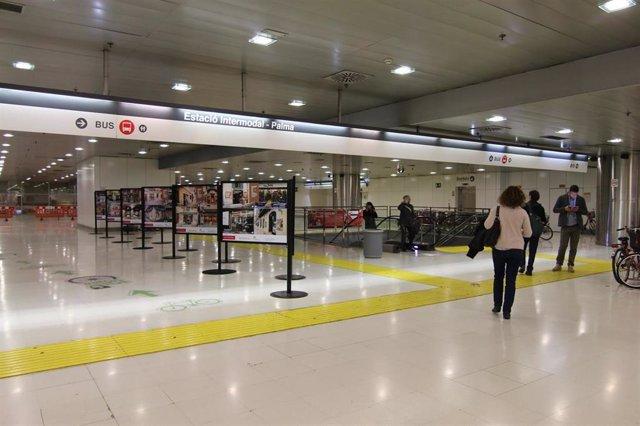 Estación Intermodal de Palma.
