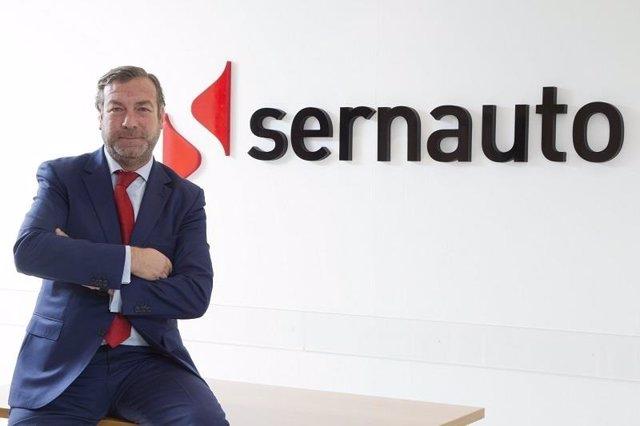 José Portilla, director general de Sernauto.