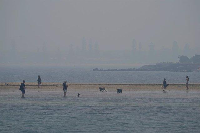 VÍDEO: La ciudad australiana de Melbourne, considerada la zona con peor aire del