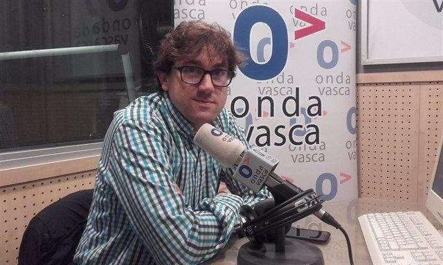 Eneko Andueza en Onda Vasca