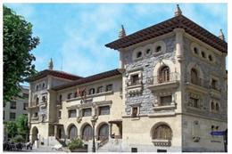 Correos reforma su emblemático edificio central de la calle Postas de Vitoria con 3 millones de euros.