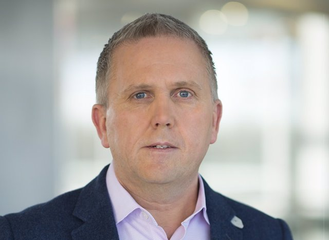 Stuart Rowley, presidente ejecutivo de Ford Europa