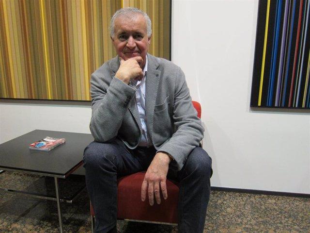 El psiquiatra y director del Máster de Mindfulness de la Universidad de Zaragoza, Javier García Campayo.