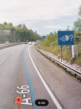 Radar de la Bolgachina.