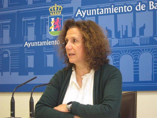 La concejala del Ayuntamiento de Badajoz Hitos Mogena