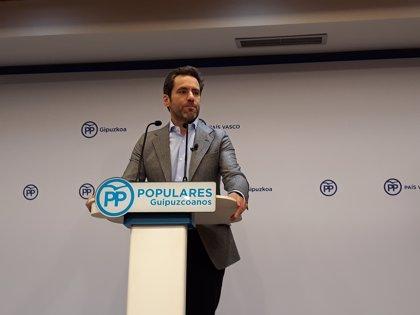 """Sémper no deja la política por """"hipóteticas discrepancias"""" en el PP sino para """"dar otro entorno"""" a su familia"""