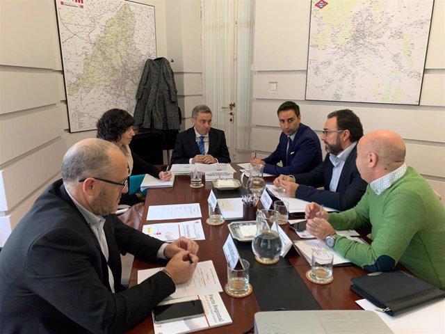 Comité Ejecutivo de la Cañada Real