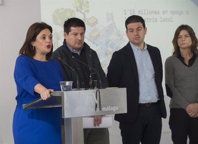 Del Cid y otros diputados provinciales