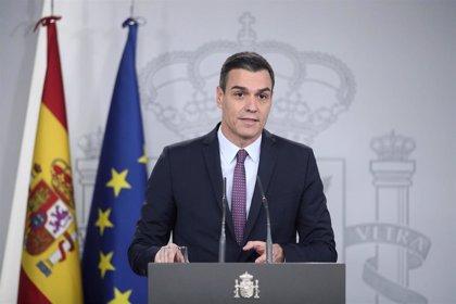 """Sánchez dice que estará """"encantado"""" de reunirse con Torra porque """"a día de hoy es el presidente de la Generalitat"""""""