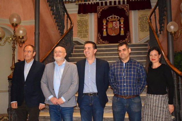 Presentación de las actividades que la provincia de Albacete llevará a Fitur en esta edición de 2020