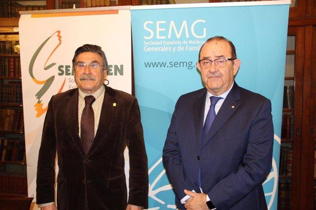 Presidentes SEMERGEN Y SEMG