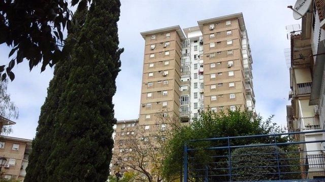 Imagen de Ciudad Aljarafe, en Mairena del Aljarafe (Sevilla)