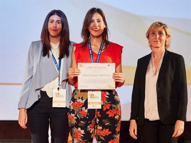 La tomellosera Raquel Muñoz, plata en los WorldStar Student Awards por su caja sostenible para transportar hortalizas