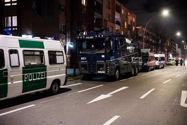 Alemania.- Redadas en Alemania en busca de chechenos sospechosos de planear un a