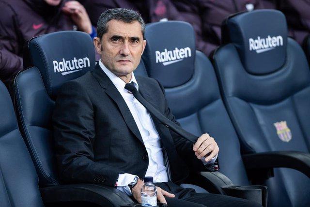 Fútbol.- (Análisis) Valverde, despedido por malos augurios en un Barça al que hi