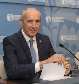 """El Gobierno Vasco desea """"lo mejor"""" a Sémper y rechaza """"interferir"""" en la situación interna del PP."""