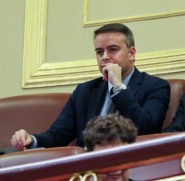 Iván Redondo, director de Gabinete del Presidente del Gobierno
