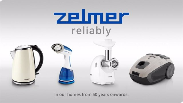 La firma de pequeños electrodomésticos B&B Trends compra la marca polaca Zelmer al grupo BSH