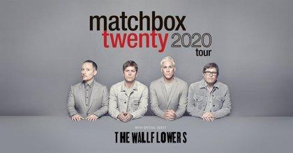 Matchbox Twenty salen de gira con The Wallflowers