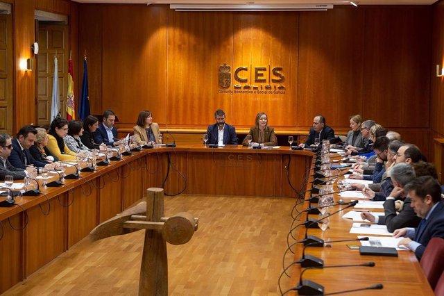 Xunta Política Social Axenda Social Única De Galicia