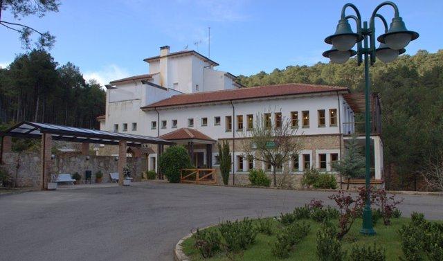 Residencia de tiempo libre ne Siles (Jaén)