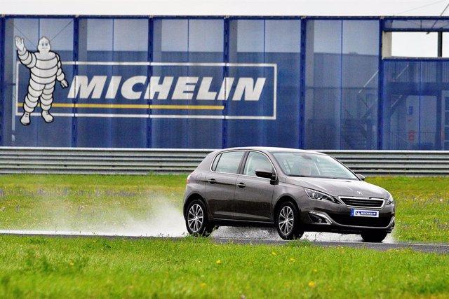 Neumáticos Michelin para el Peugeot 308