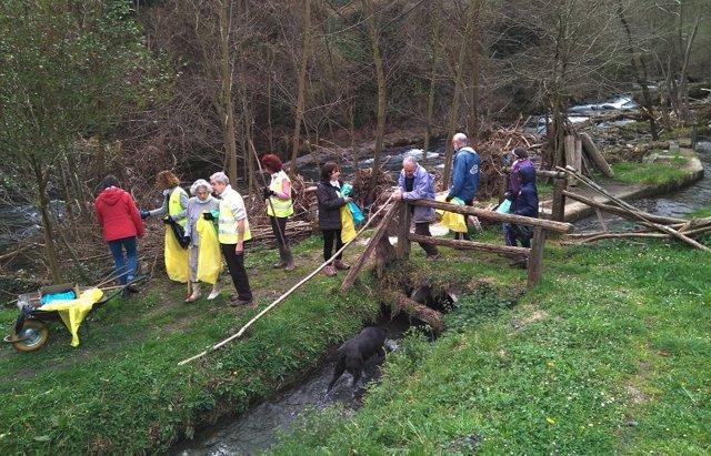 El proyecto LIBERA busca personas voluntarias para recopilar datos sobre la basu