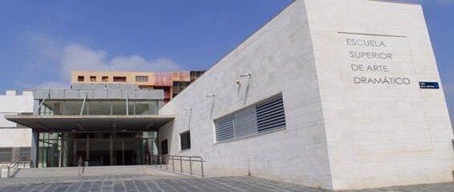 ESAD escuela superior de arte dramatico de málaga