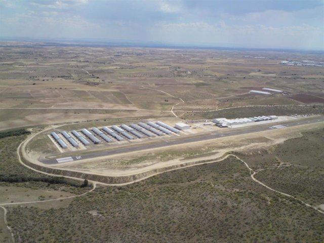 Aeródromo Casarrubios Del Monte (Toledo)