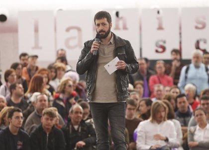 El dirigente de Podemos Juanma del Olmo, nuevo director de Estrategia y Comunicación de Iglesias en la Vicepresidencia