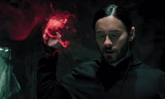 Jared Leto en Morbius