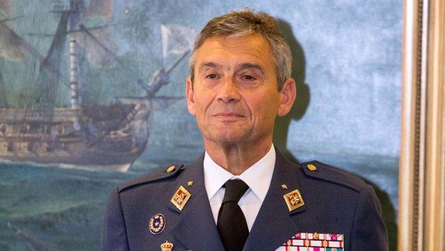 Miguel Ángel Villaroya, nuevo Jefe de Estado Mayor de la Defensa (JEMAD)