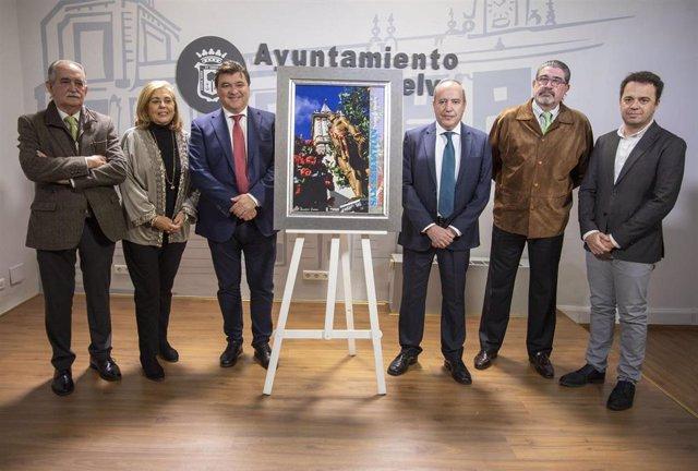 Presentación del cartel y el pregonero de las Fiestas de San Sebastián.