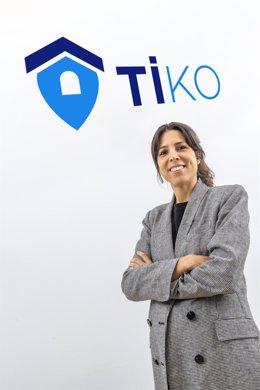 Ana Villanueva, CEO Iberia de Tiko.