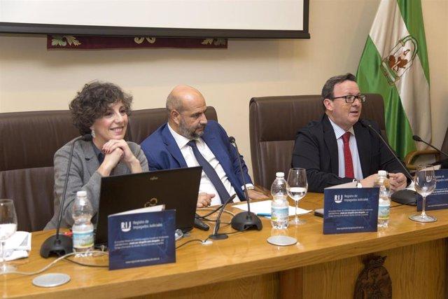 Presentación del Registro de Impagados Judiciales en el Colegio de Abogados de Sevilla
