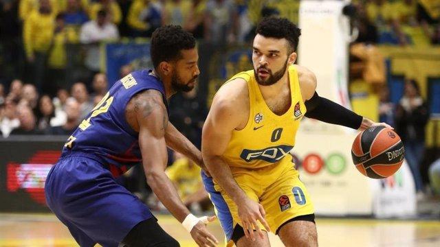 El Barça cae ante el Maccabi en Euroliga