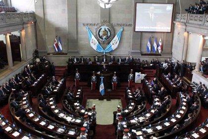 Allan Rodríguez, nuevo presidente del Congreso de Guatemala