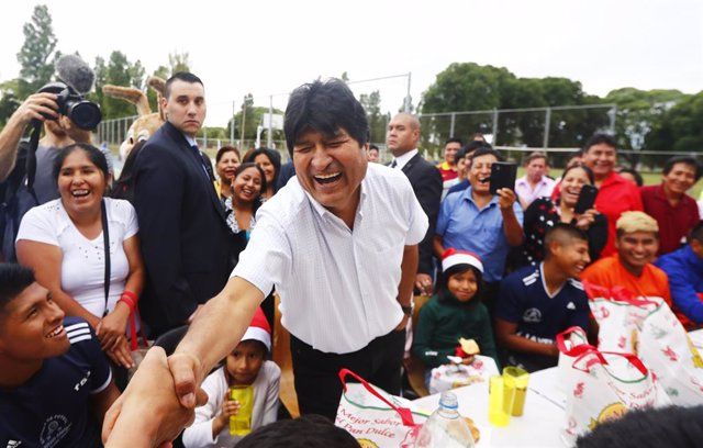 Bolivia.- Bolivia pide a Argentina que repudie el llamamiento de Morales a forma