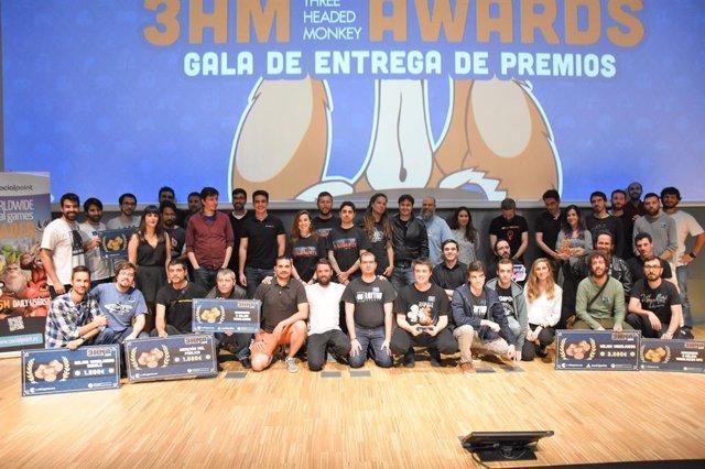 COMUNICADO: Concurso de videojuegos Three Headed Monkey Awards de la UPC School