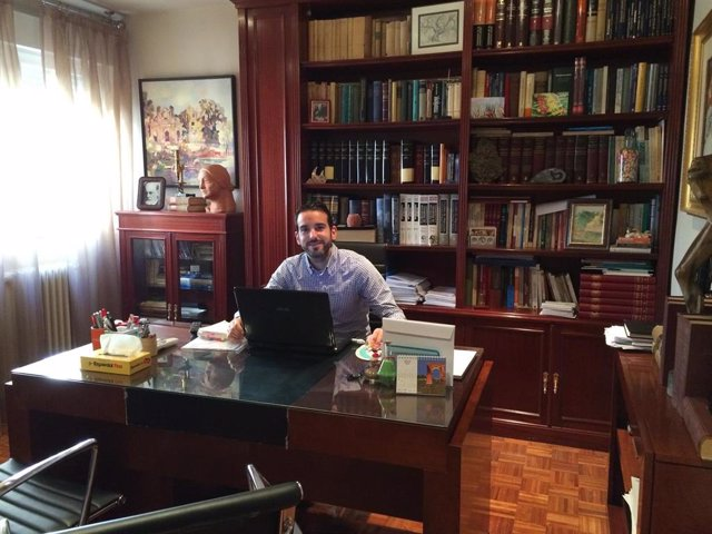 Pablo José González Domenech, del departamento de Psiquiatría de la UGR