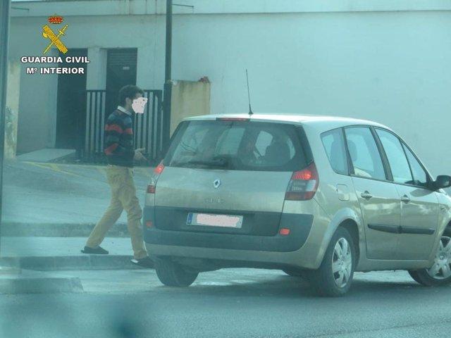 Venta de heroína en plena calle en Villamartín