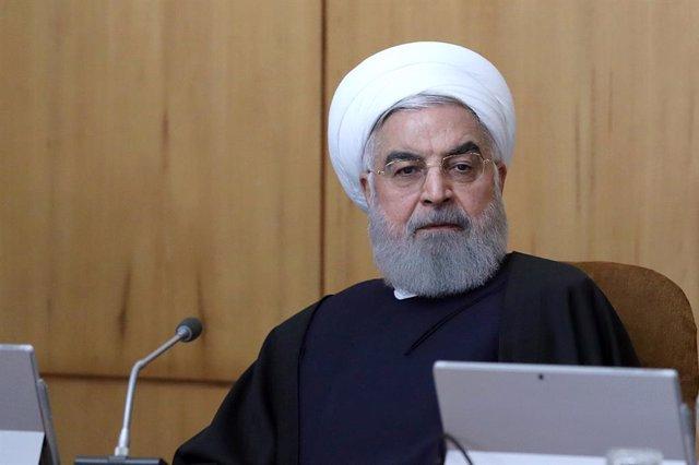 Irán.- Rohani cuestiona la seguridad de las tropas europeas en Oriente Próximo t