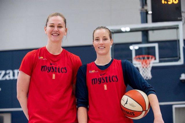 Jugadoras de la WNBA