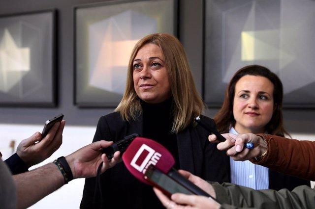 La nueva portavoz regional de Ciudadanos en Castilla-la Mancha, Carmen Picazo