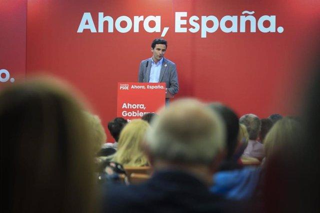 El diputado del PSOE por Cantabria, Pedro Casares