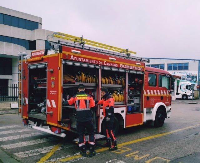 Nota De Prensa: Balance Servicio Extinción Incendios Camargo