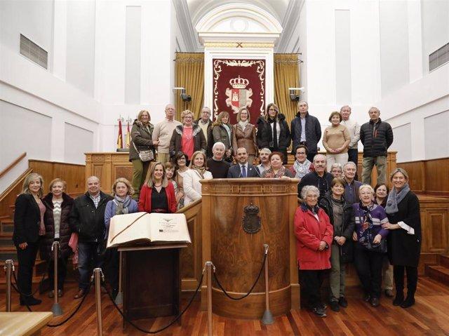 Puertas abiertas Parlamento regional